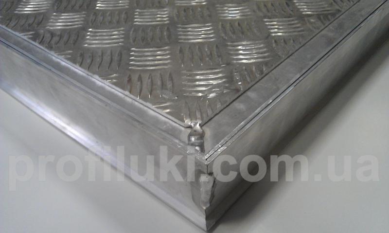 Алюминиевый профиль для ревизионного люка
